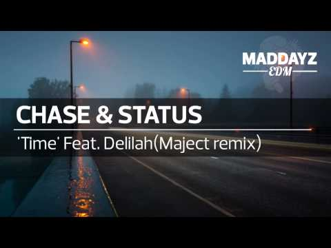 [Drum'n'Bass] Chase & Status - 'Time' Feat. (DelilahMaject remix)