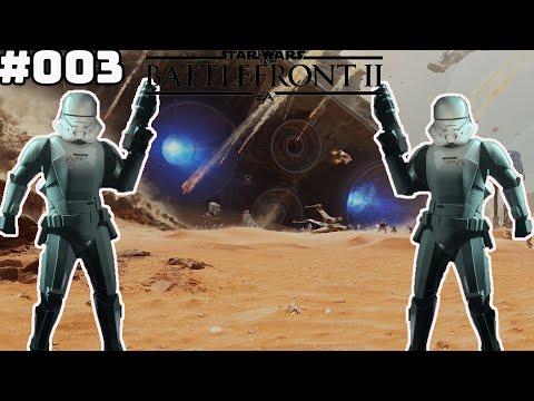 Star Wars Battlefront 2 Multiplayer Part#003 First Order Jet Truppler [German/Deutsch]