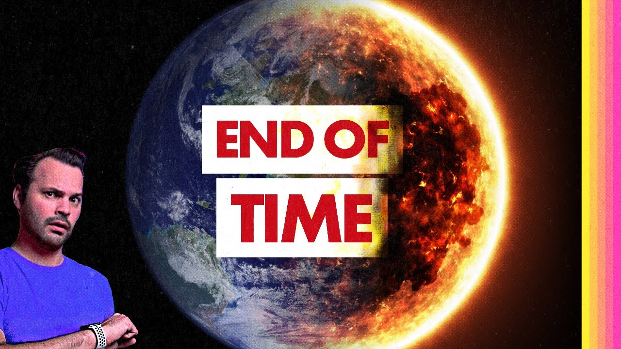 What Happens at the End Of Time? . . . . [feat. Katie Mack] (Part 5)