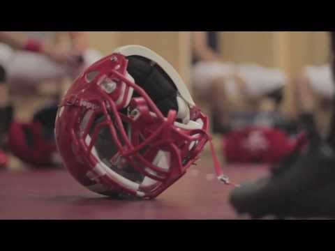 Behind the scenes: Redmen Football