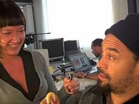 Michael Franti: Belgium tv show - 8.12.08