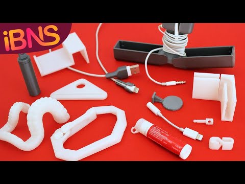 Top 10 Life Hacks - 3D Printed Edition - Awesome 3D Prints