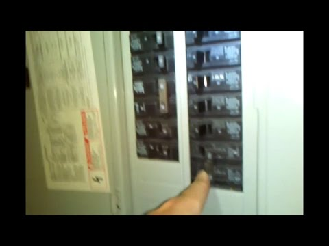 How To Install A New Circuit Breaker