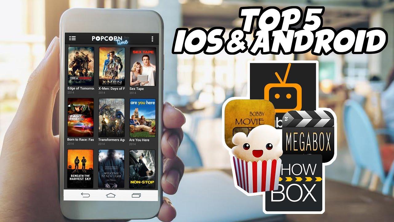 best movie watching apps ios