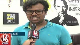 Hyderabad Based 'Lensfit' Tops Online Eyewear Market | V6 News