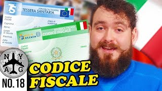 Video Italian Fiscal Code (Codice Fiscale) - How to get one / Overview download MP3, 3GP, MP4, WEBM, AVI, FLV April 2018
