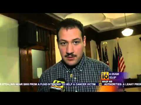 Justin Vacula on WNEP-TV 16 - June 14, 2013