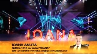 FINALA Ioana Anuta - &quotHalo&quot, Beyonce