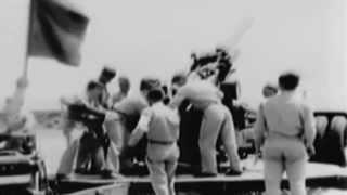 1942 War Dept Film Bulletin 1: 90-mm Gun and 37-mm & Antiaircraft Gun (full)