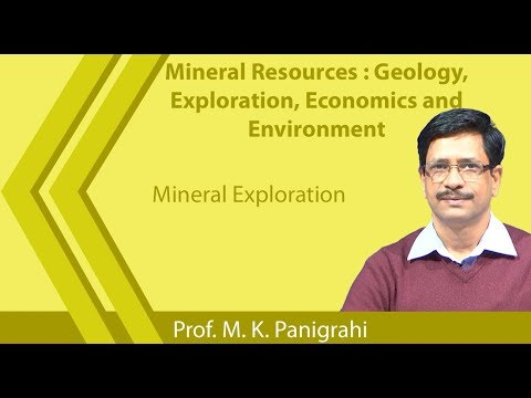 Lecture 32: Mineral Exploration