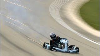 GT5 激速600km/h、1500ps!!!のカートでインディーオーバルを走ってみた Funny super fast Kart