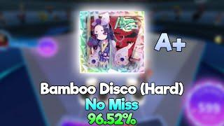 RoBeats   Bamboo Disco (Hard) NoMiss/A+ (96.52%)