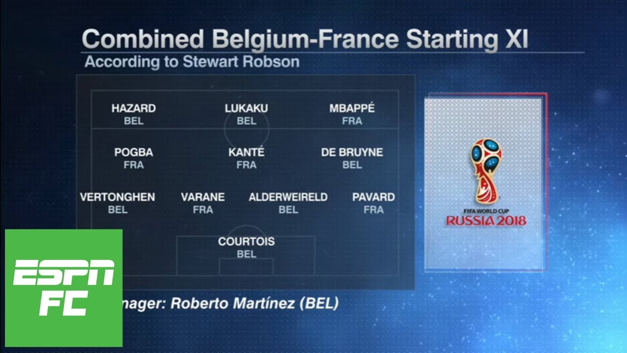 France vs. Belgium World Cup semifinal preview: Who are ...