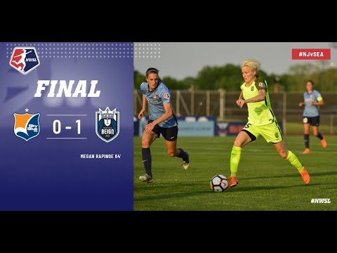 Highlights: Sky Blue FC vs. Seattle Reign FC   May 26, 2018