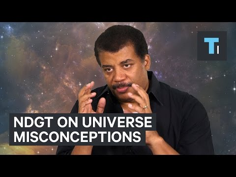 Neil deGrasse Tyson Explains 2 Things Most People Can't Grasp