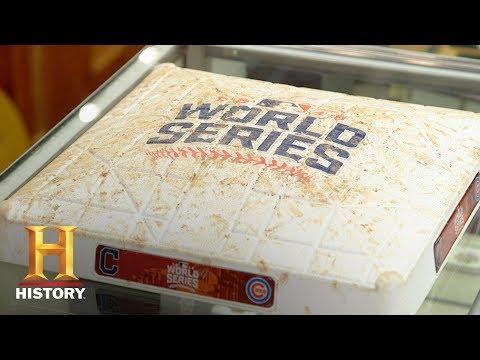 Pawn Stars: 2016 World Series Base (Season 15)   History