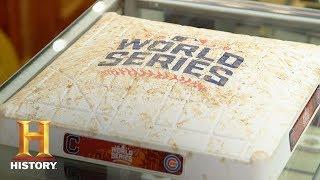 Pawn Stars: 2016 World Series Base (Season 15) | History