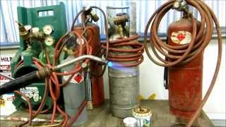 hvac:tool / tech tip,different type of torches