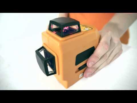 Лазерный уровень RGK PR 3D geo-instrument.ru