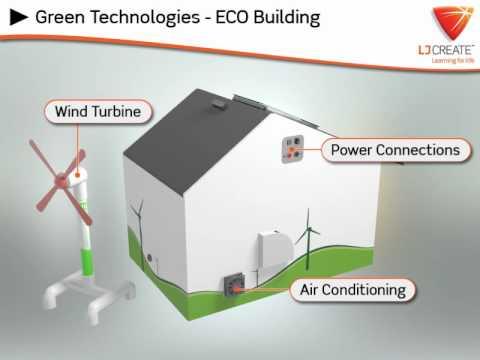 LJ Eco House - Teaching Green Construction