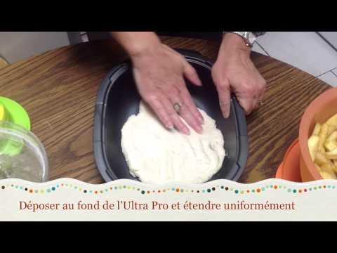 recette-tupperware-facile-et-rapide-de-pâte-à-tarte-et-clafoutis-aux-pommes