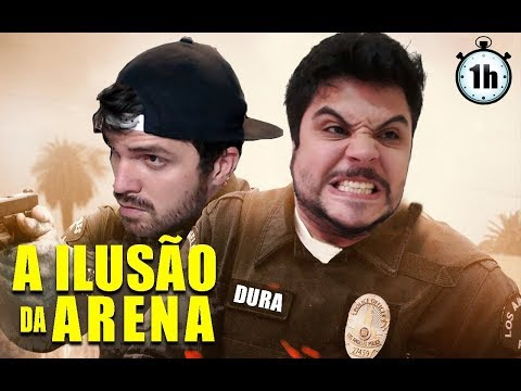 A ILUSÃO DA ARENA FT MRSLOTH