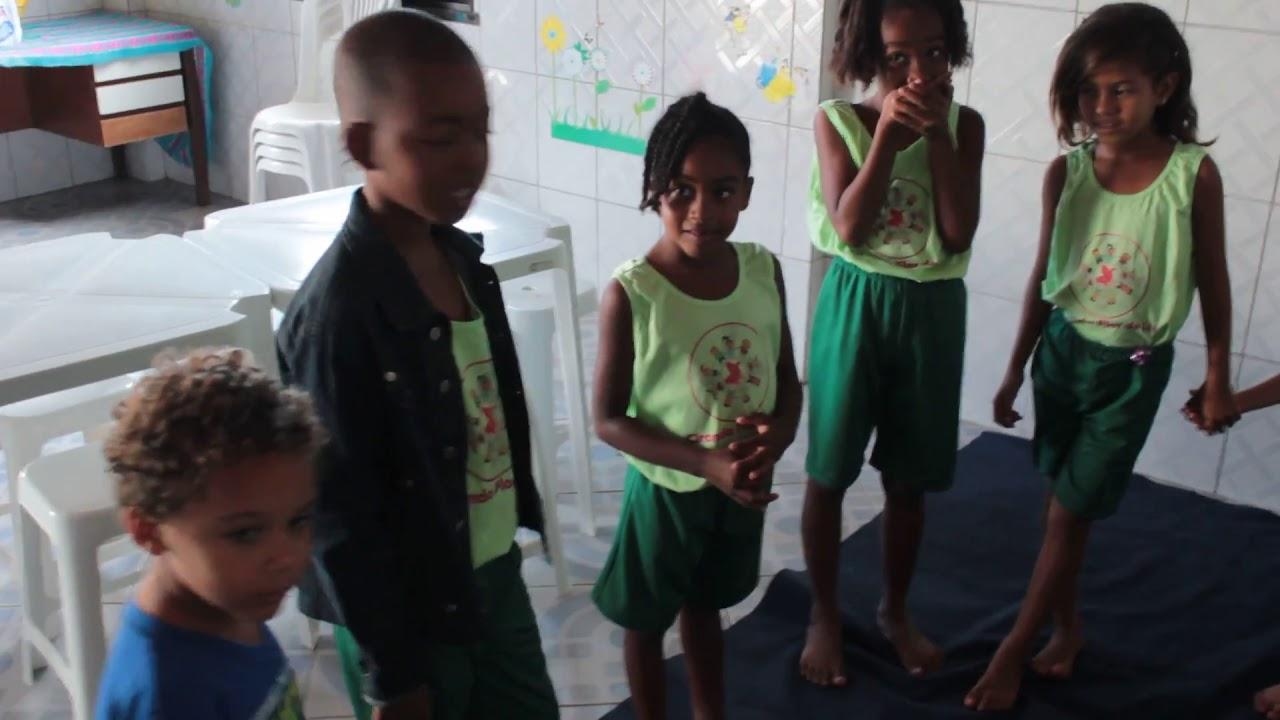 Brazilian Children At