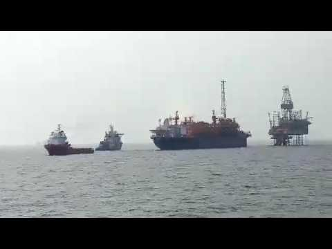 First FPSO at South Pars