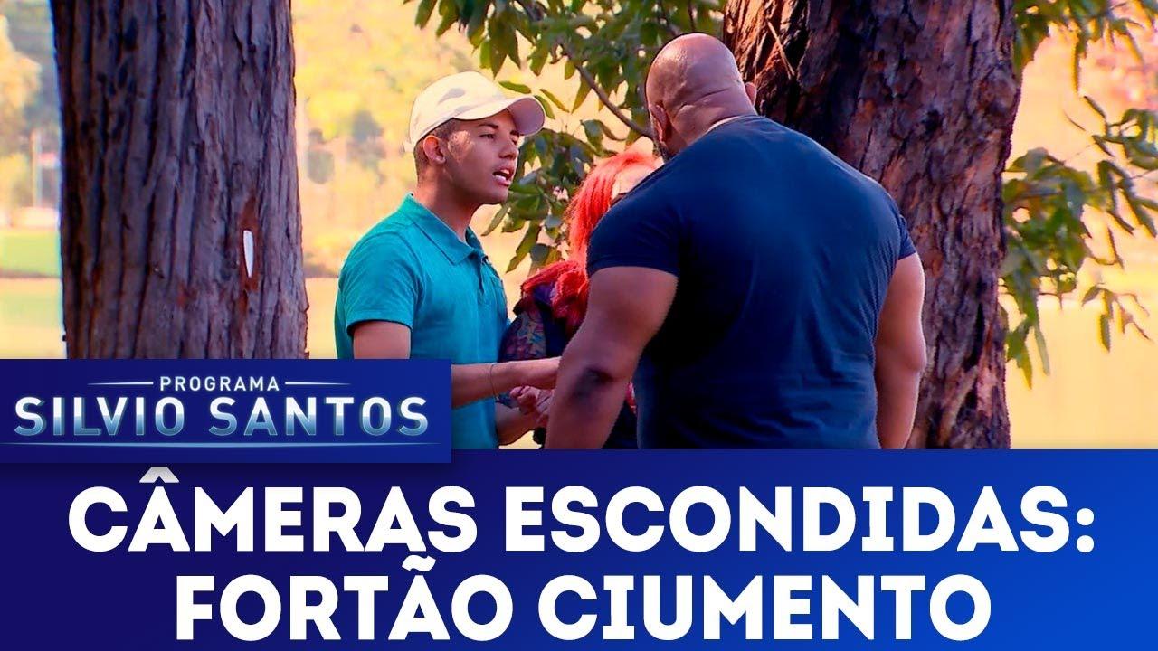 Fortão Ciumento | Câmeras Escondidas (12/08/18)