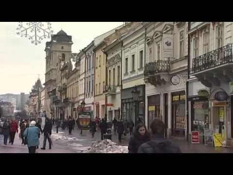 Košice: Europäische Kulturhauptstadt 2013   Euromaxx city