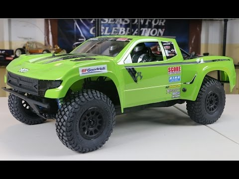 Axial Yeti SCORE RTR RC Trophy Truck