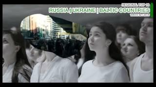 RUSSIA   UKRAINE   BALTIC COUNTRIES Top 10 (week 30 / 2015)