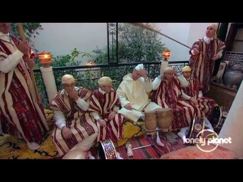 Sufi music in Morocco - Lonely Planet travel video