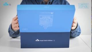 KLM Unboxing Amsterdam