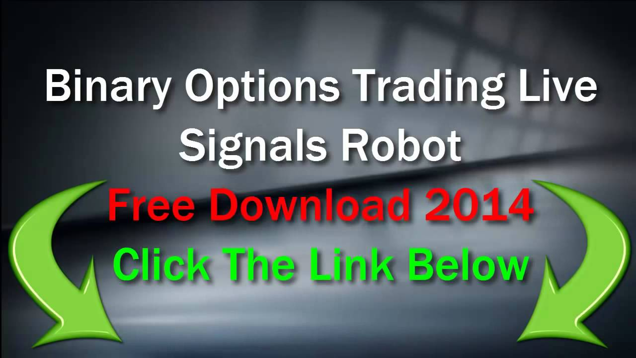 Free binary options signals software