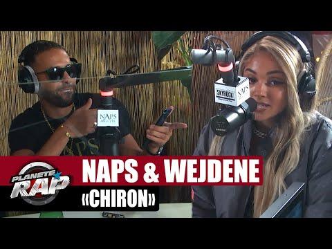 Youtube: Naps feat. Wejdene«Chiron» #PlanèteRap