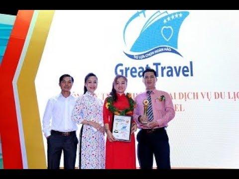 CTY  DU LICH GREAT TRAVEL – TOP 10 UY TÍN – CHẤT LƯỢNG – TIN DÙNG 2017