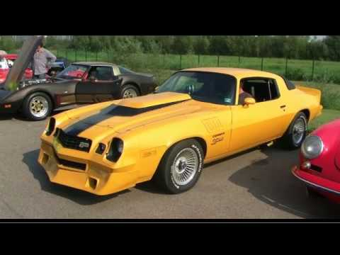 Chevrolet Camaro Z28 500 Chevaux 1978 Youtube