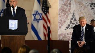 Prime Minister, Benjamin Netanyahu and US President Donald J. Trump Remarks at the Israel Museum