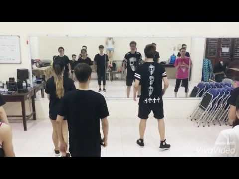 Calvin Harris - This it what you came for :: Choreography by Ryan