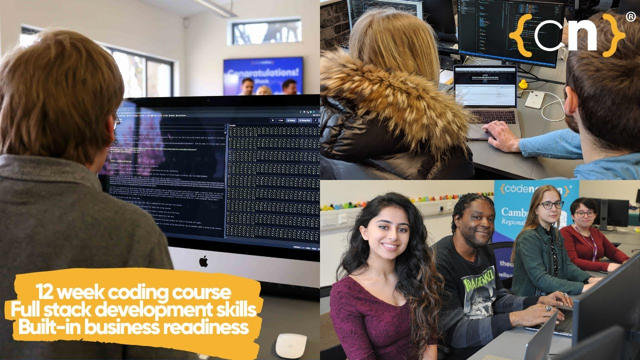 Welcome to Code Nation - Coding & Cyber Security Training