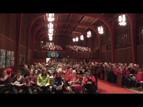 2015 Sing Along Messiah, Part 4 (includes Hallelujah Chorus)