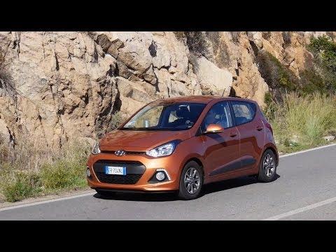 (PL) Hyundai i10 2014 - test i jazda próbna