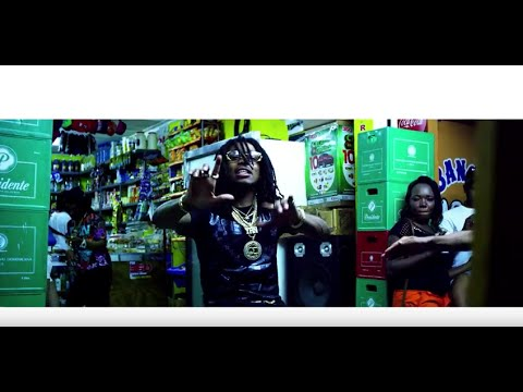 Screen shot of Migos Say Sum music video