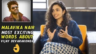 Malavika Nair Heartfelt Words About Vijay Deverakonda | Taxiwala Movie Heroine Interview | NewsQube