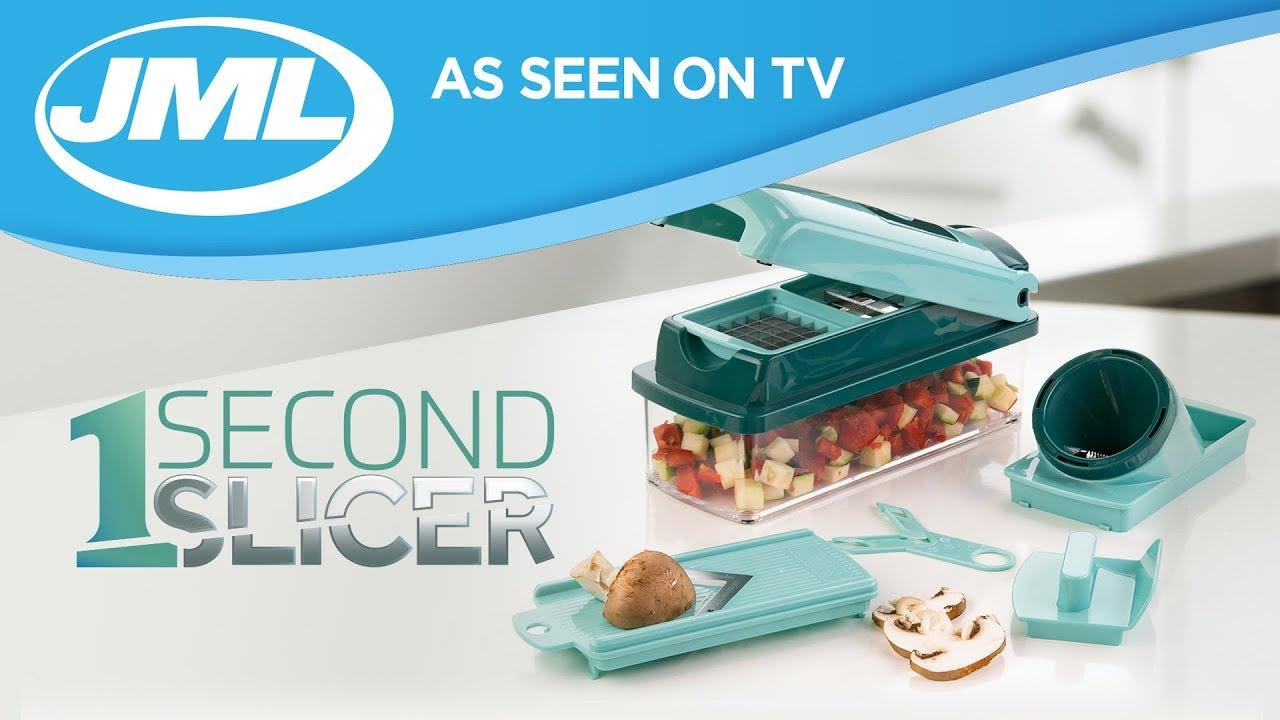 1 Second Slicer From Jml Youtube