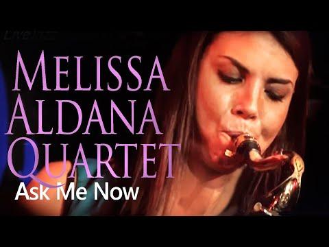 MELLISA ALDANA QUARTET Ask Me Now | Bergen Jazzforum