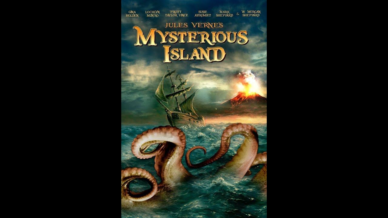 Mysterious Island Movie