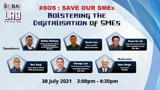 SOBA LAB #SOS: Save Our SMEs Bolstering Digitalisation of SMEs