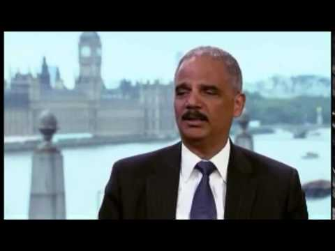 Eric Holder:  America is STILL a Nation of Cowards
